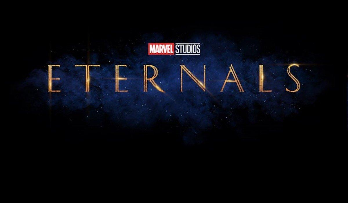 Eternals logo poster
