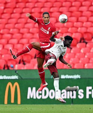 Liverpool v Arsenal – Community Shield – Wembley Stadium