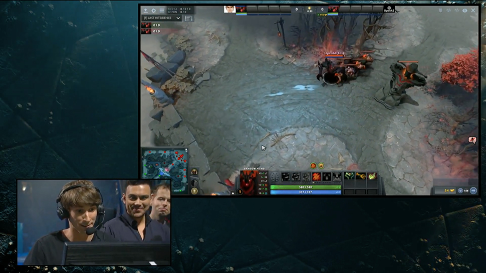 Now AI is beating humans at Dota 2 as well