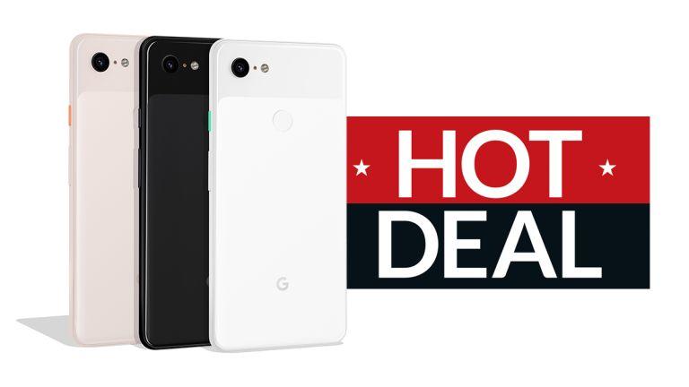 Google Pixel 3 deals