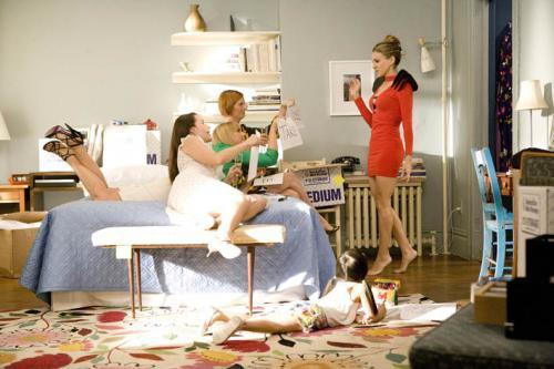 Kristin Davis,Cynthia Nixon, Sarah Jessica Parker