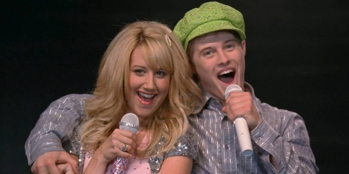 Ashley Tisdale, Lucas Grabeel - High School Musical