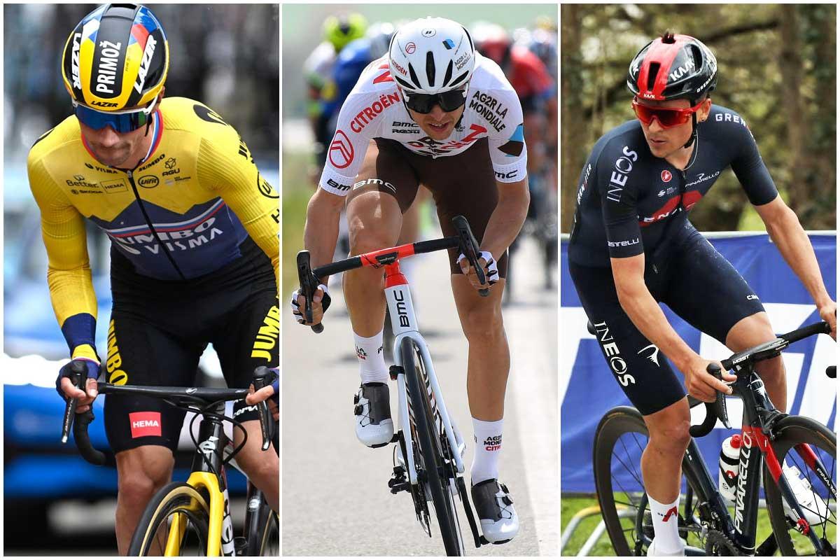 Five riders to watch in La Flèche Wallonne 2021