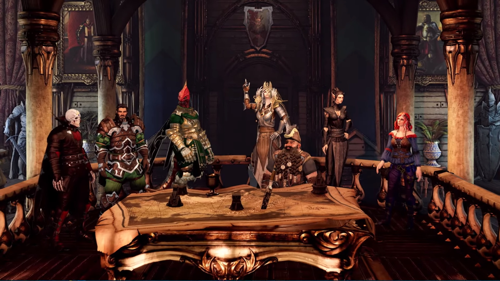 Divinity: Fallen Heroes is a tactical RPG follow-up to