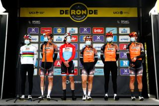 Boels Dolmans at Tour of Flanders
