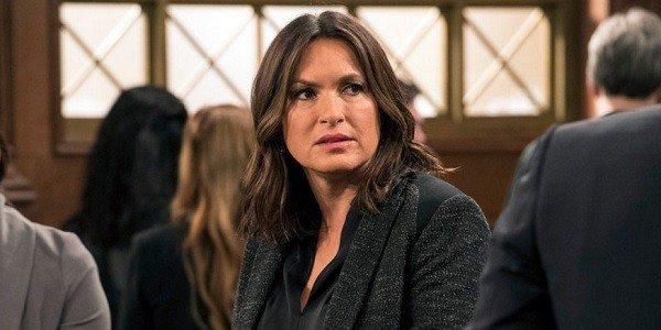 Olivia Benson Mariska Hargitay Law & Order: SVU NBC