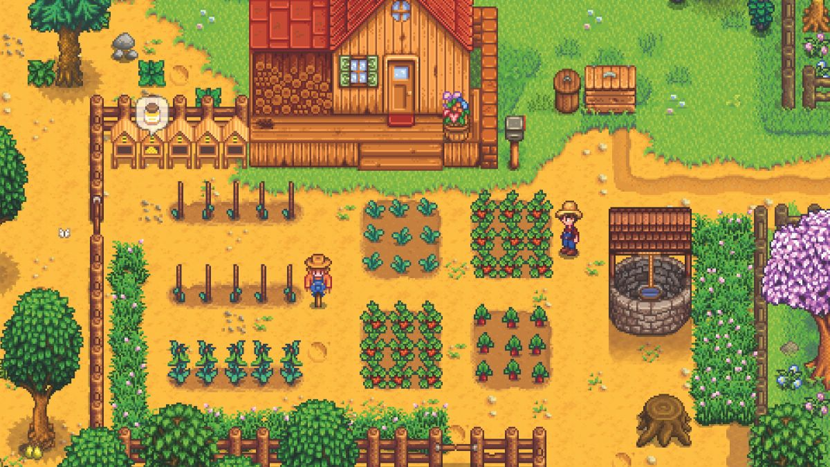 11 games like Stardew Valley that'll keep you farming until