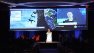 LCD Vision Installs Analog Way Presentation Gear for Airbus Congress