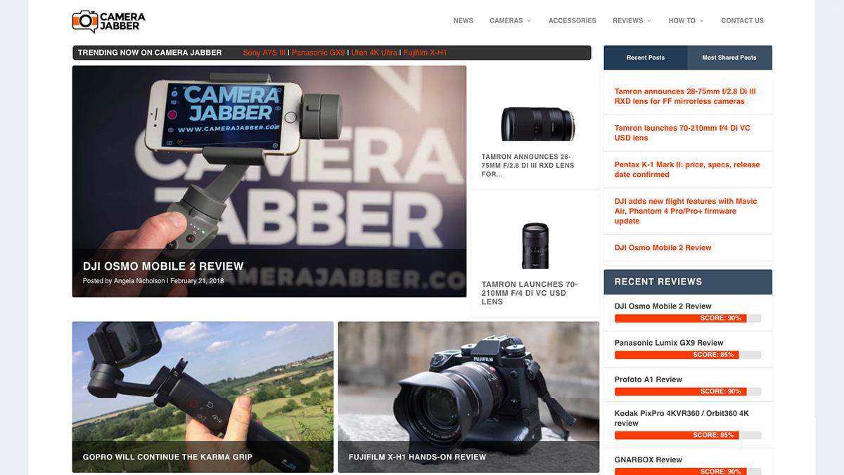 Camera Jabber screenshot