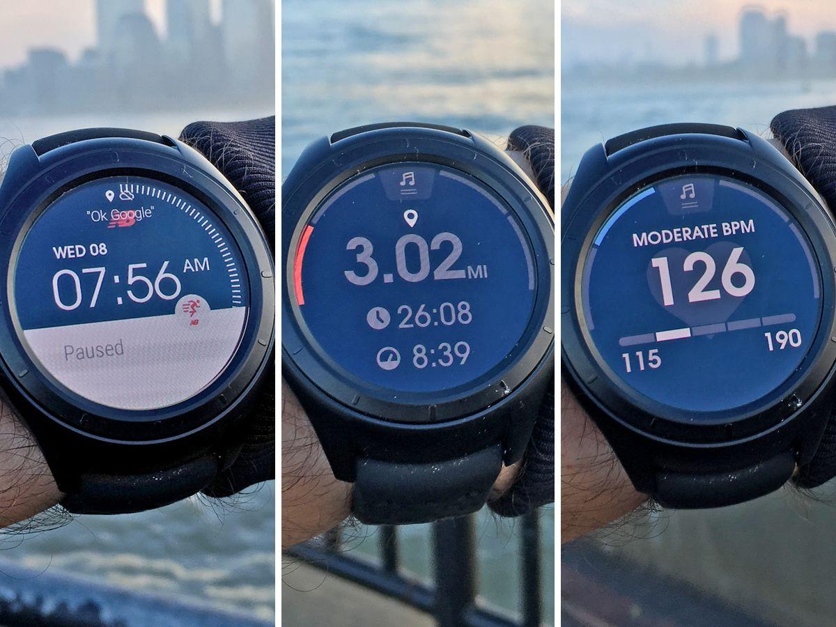 fae3ce4b7589b New Balance RunIQ Smartwatch Review: Not a Good Running Partner ...