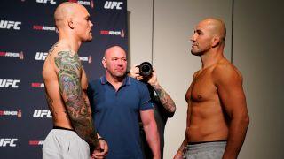 UFC Fight Night live stream