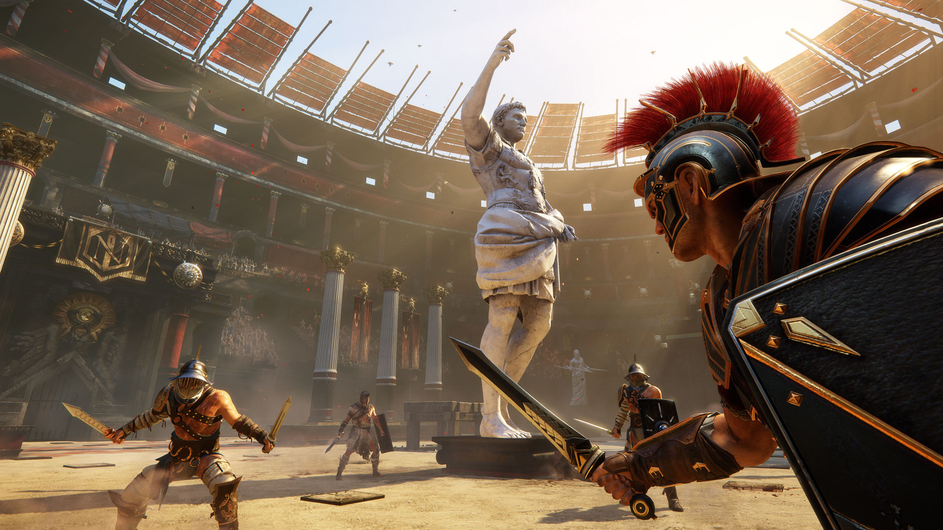 How videogame graphics and movie VFX are converging | Creative Bloq
