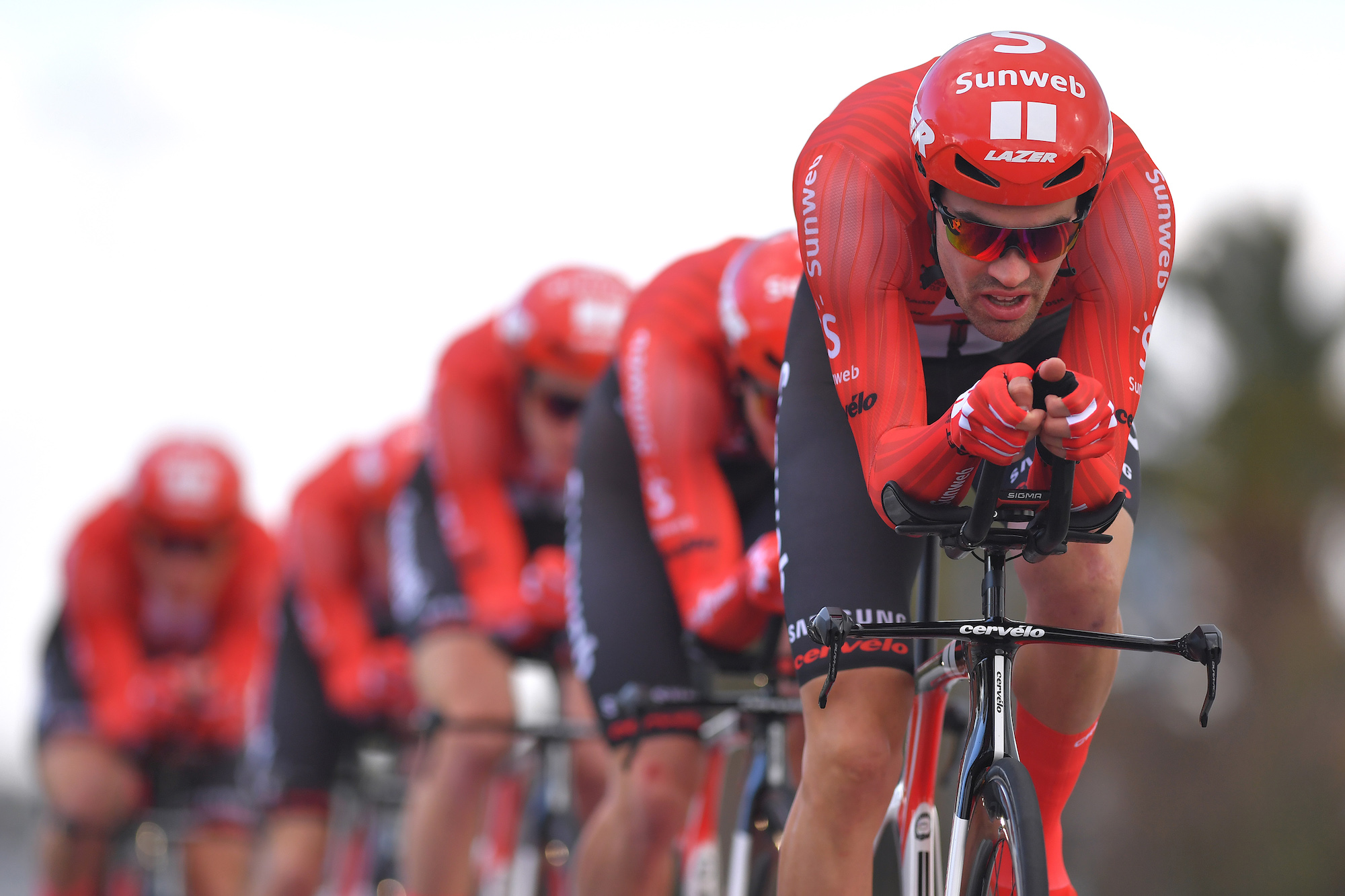 Sunweb exodus continues as Tom Dumoulin's trainer leaves team