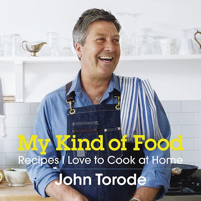 John Torode's my kind of food