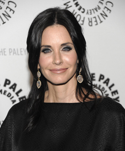 Courteney Cox: 'I once overdid the Botox!'