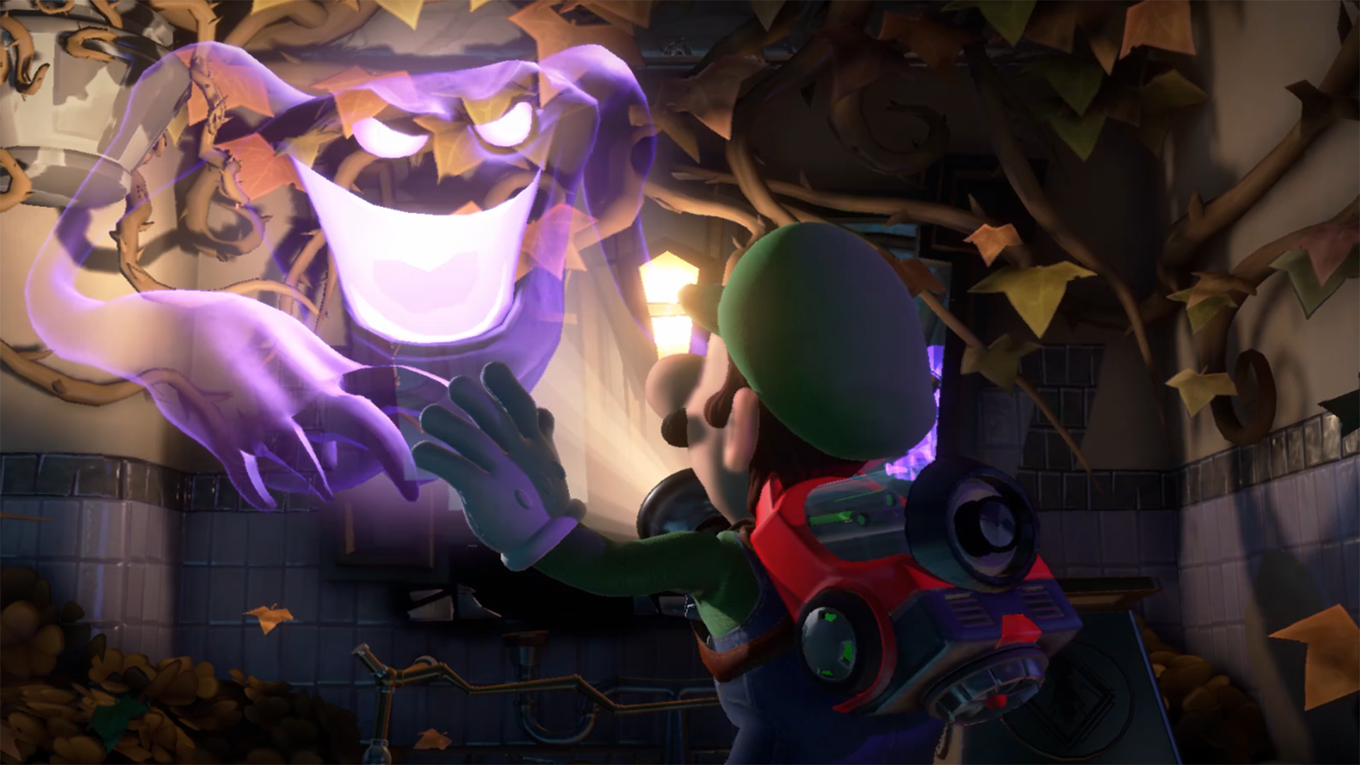 Luigi S Mansion 3 Is Packed Full Of Ghastly Ghosts Charming