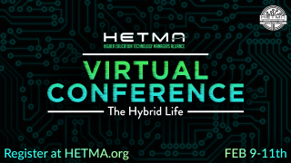 HETMA Spring 2021 Conference