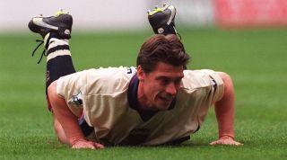 Tony Cottee West Ham