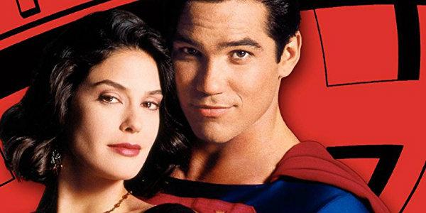 Dean Cain Teri Hatcher Lois and Clark Superman