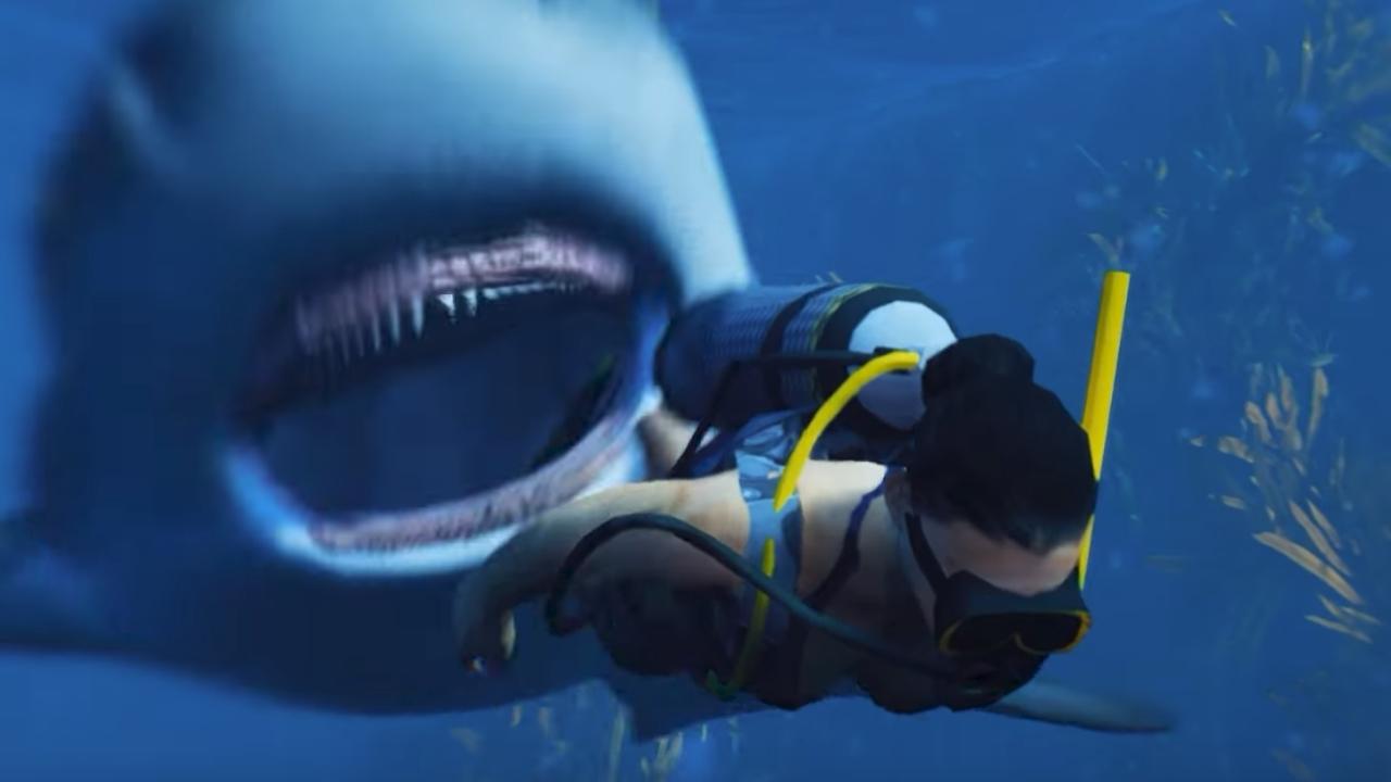 Shark game Maneater is basically an open-world RPG starring