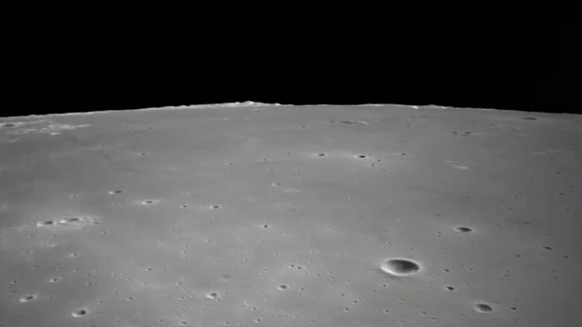 Watch China spacecraft land on the moon in this amazing video