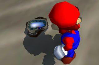Mario 64 ray tracing