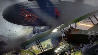 Battlefield 1 finally addresses the series' aircraft problem