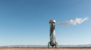 Bryce Space and Technology estimates the largest single deal last year was $750 million invested in Blue Origin by its founder, billionaire Jeff Bezos.