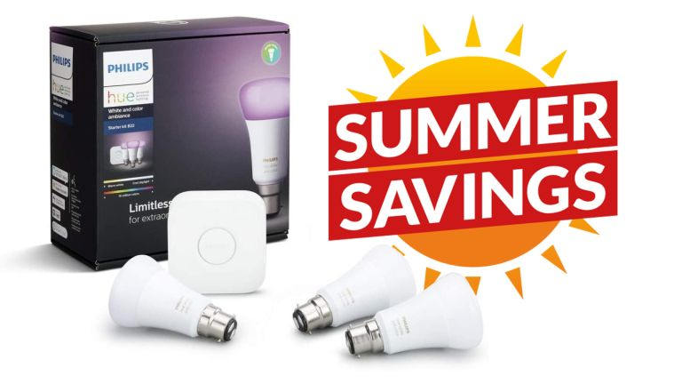 Philips Hue Summer sale