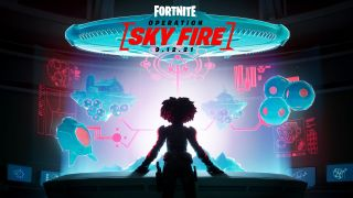fortnite sky fire