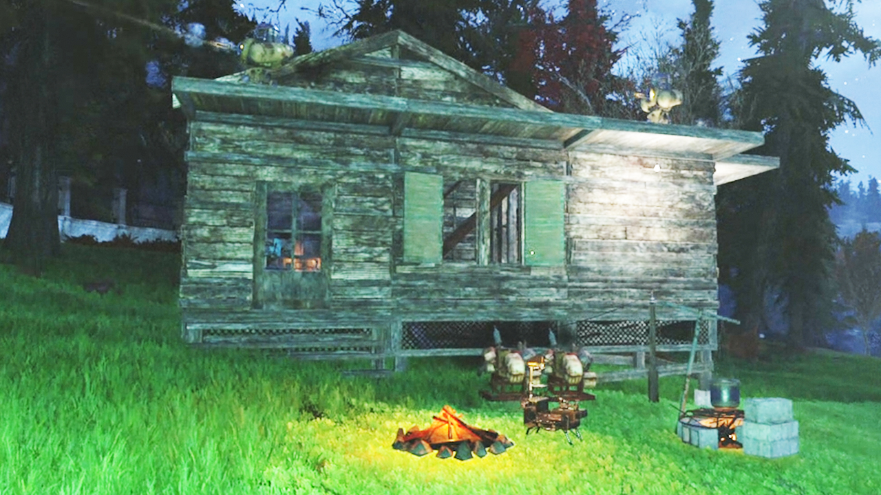 How To Build The Best Fallout 76 Camp Gamesradar