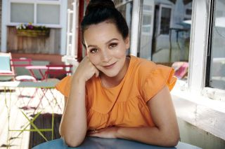 Cleo McQueen is played by Nadine Mulkerrin in Hollyoaks