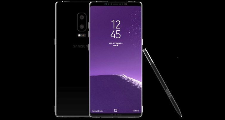 Galaxy Note 8 May Arrive Sooner Than Expected