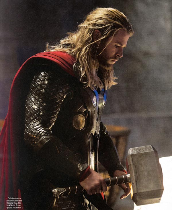 Thor The Dark World Empire Scan Thor