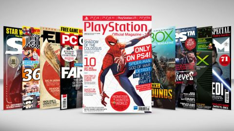 get official playstation magazine for only 2 69 an issue plus 2