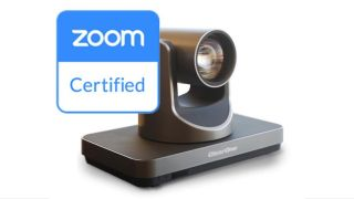 ClearOne has announced the UNITE 200 PTZ, the top-of-the-line model in its Zoom-certified line professional conferencing cameras.