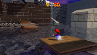 Super Mario 64 with ray tracing