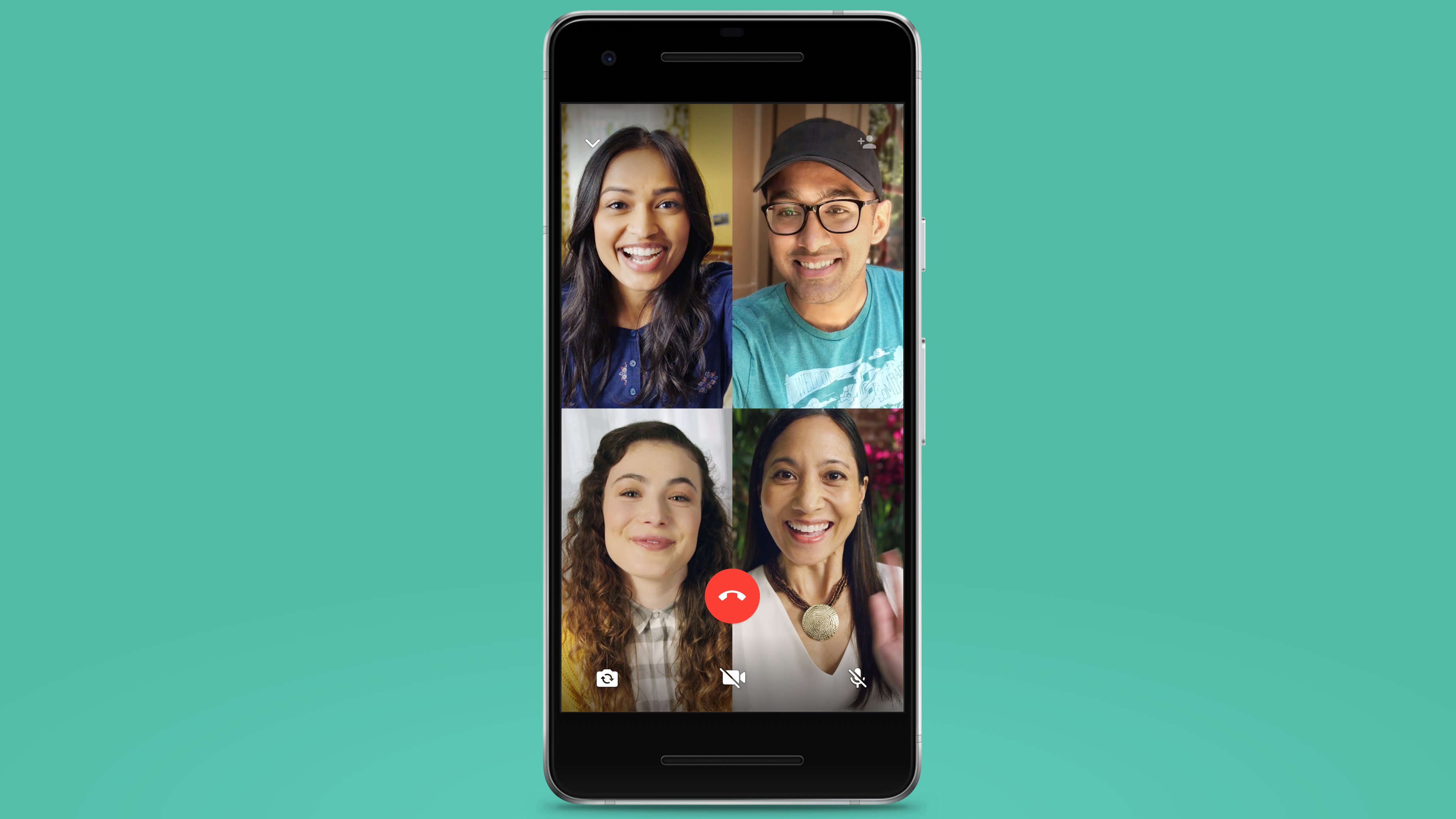 WhatsApp group calls are now live for Android and iOS | TechRadar