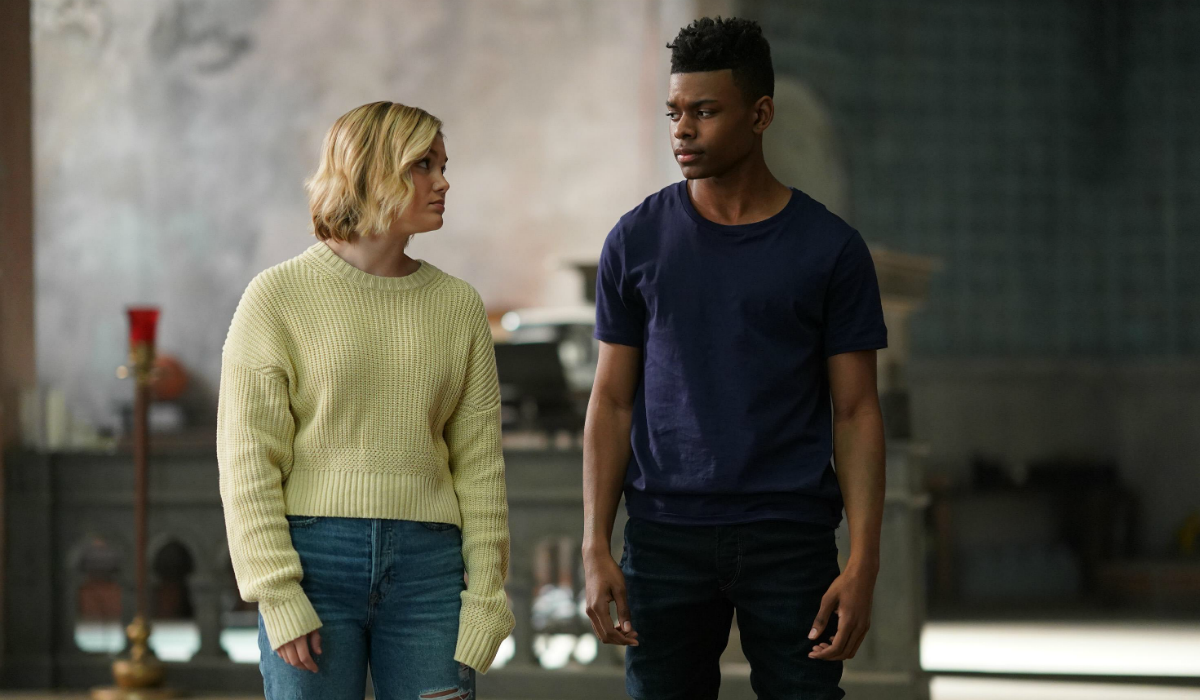 Cloak and Dagger Tandy Bowen Dagger Olivia Holt Tyrone Johnson Cloak Aubrey Joseph Freeform