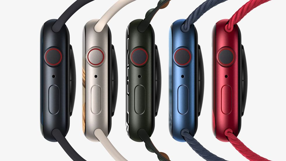 Apple Watch 7 new sizes — what you need to know