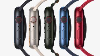 Apple手表7种颜色