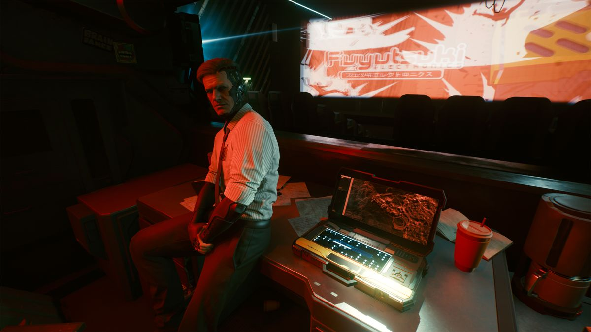 Should you incapacitate the NetWatch agent or hand over the data in Cyberpunk 2077?