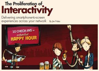 THE PROLIFERATION OF INTERACTIVITY