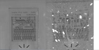 computer chip self-destructing