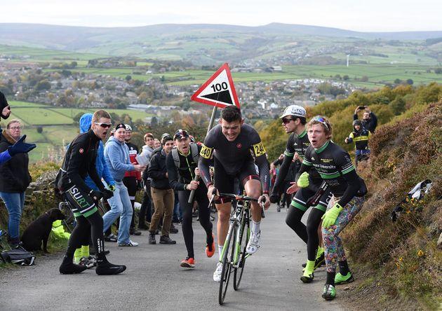 Dan Evans, Hill-Climb National Championships 2015