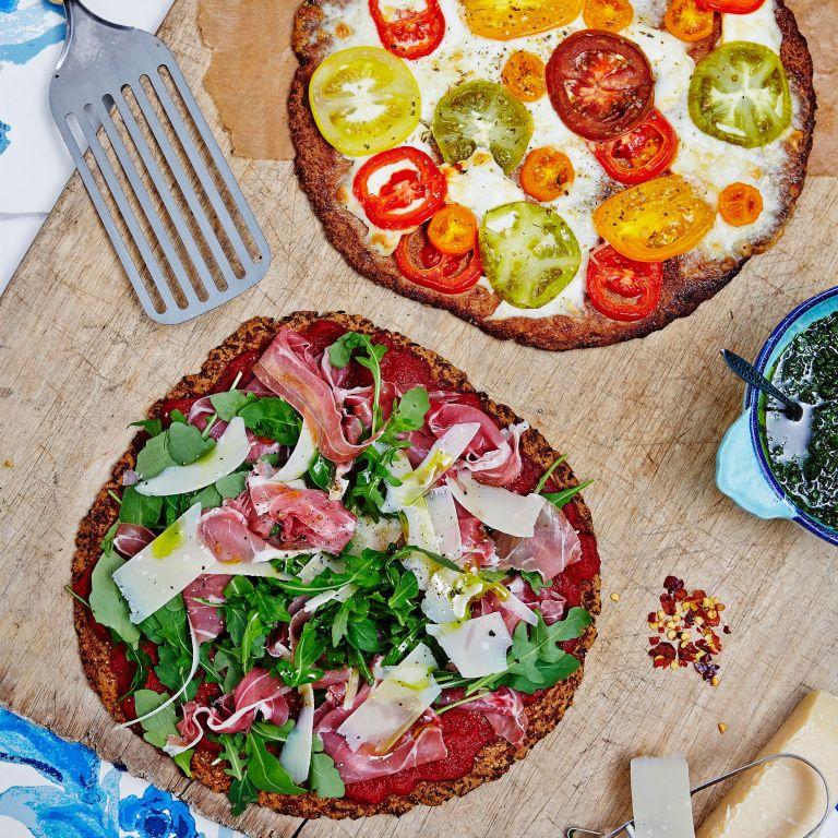 Flower Power Pizza photo