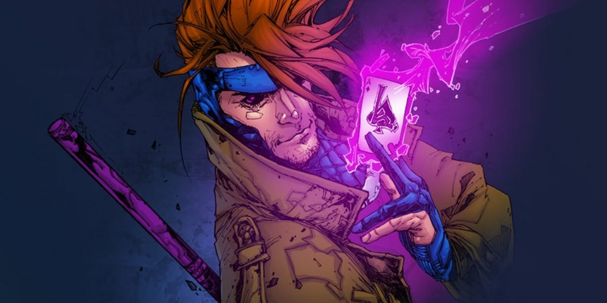 Remy Labeau is Gambit