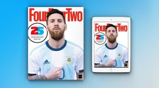 FourFourTwo 25th anniversary