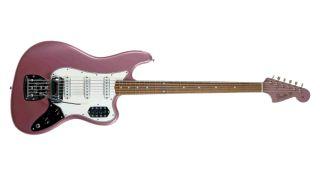 1965 Fender VI in Burgundy Mist Metallic