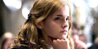 Hermione Granger in _Harry Potter_